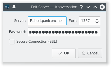 Clients | PanicBNC - The Smart Choice for free IRC Bouncers